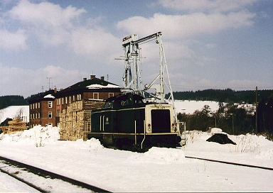 211 316-5 in Marxgrün