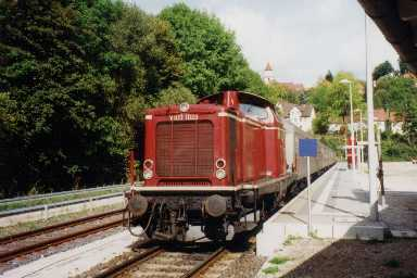 V 100 1023 in Gräfenberg